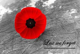 Remembrance day (no school)