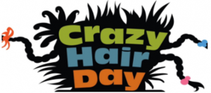 Crazy Hair Day - Diamond Day