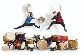 School Wide Uzume Drumming Workshop