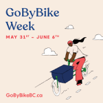 Go By Bike Week!