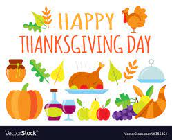 Thanksgiving Day (no school today)